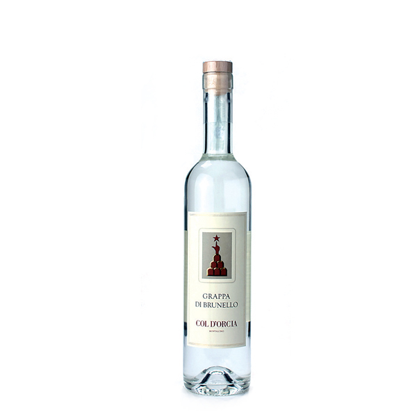Col d'Orcia Grappa Brunello 500mlグラッパ・ディ・ブルネッロ