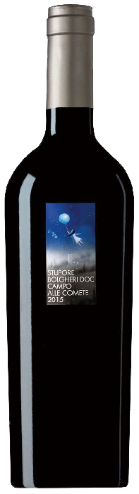 ACampo Alle Comete Bolgheri Sup Stupore特価 16 カンポコメーテボルゲリ在庫のみ