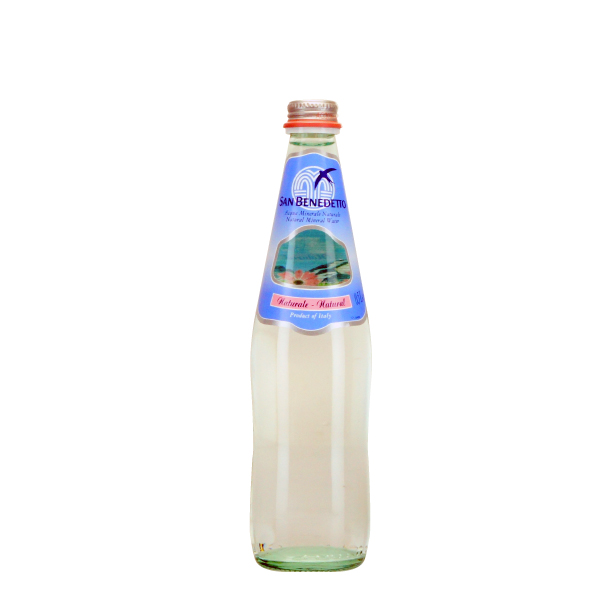 終売San Benedetto Naturale 500ml 20本単位